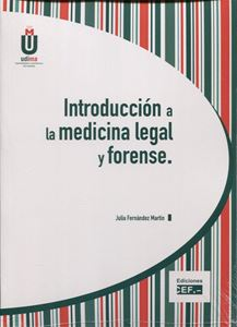 Picture of Introducción a la medicina legal y forense