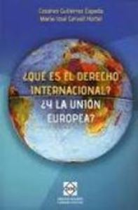 Picture of ¿Que es el derecho Internacional? ¿Y la union europea?