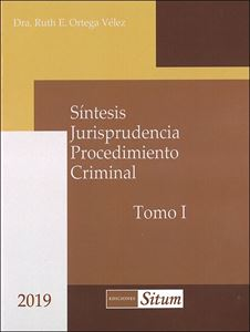 Picture of Síntesis Jurisprudencia Procedimiento Criminal 2 Tomos