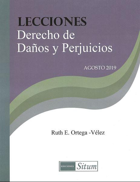 Picture of Lecciones Derecho de Daños y Perjuicios Agosto 2019