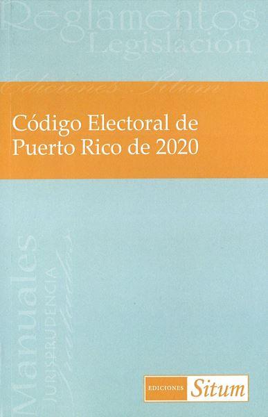 Picture of Código Electoral de Puerto Rico de 2020