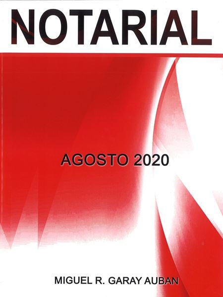 Picture of Repaso de Notarial Agosto 2020