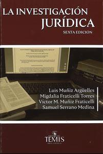 Picture of La Investigación Jurídica Sexta Edición