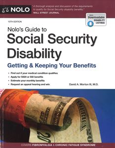 Picture of Nolo's Guide to Social Security Disability