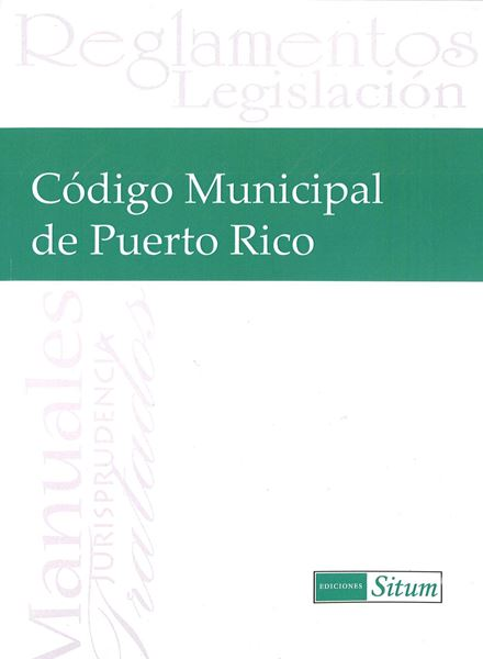 Picture of Código Municipal de Puerto Rico