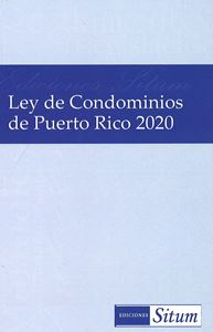 Picture of Ley de Condominios de PR 2020