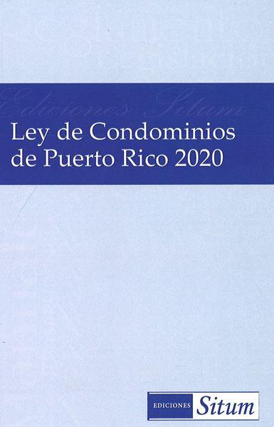 Picture of Ley de Condominios de PR 2020