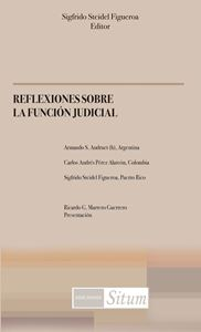 Picture of Reflexiones sobre la función judicial