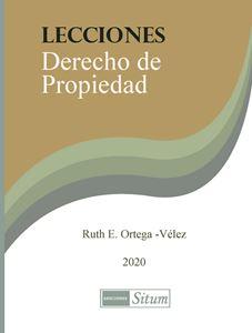 Picture of Lecciones Derecho de Propiedad Enero 2020