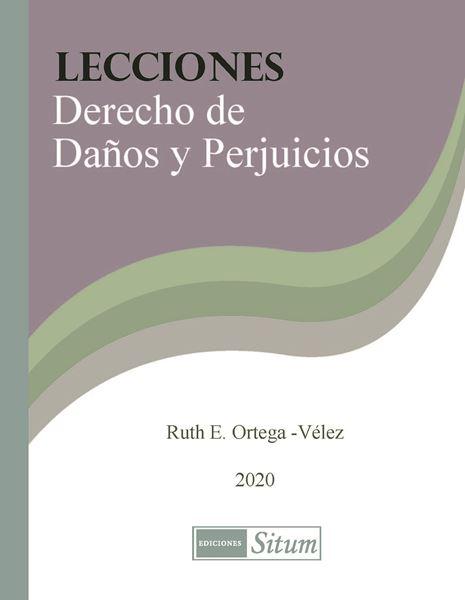 Picture of Lecciones Derecho de Daños y Perjuicios 2020