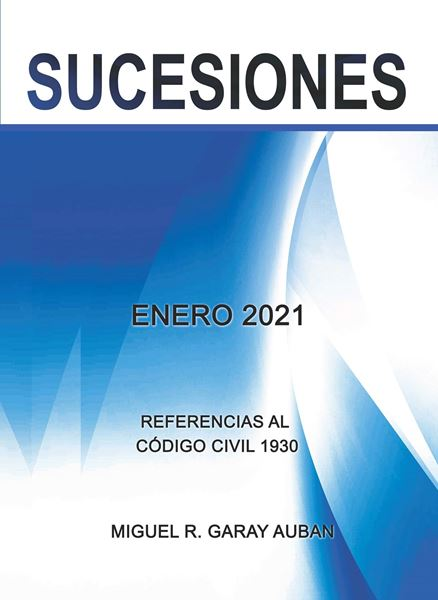Picture of Repaso de Sucesiones Enero 2021 (Referencias al Código Civil 1930)