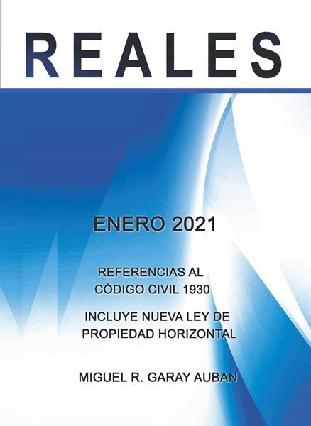 Picture of Repaso de Reales Enero 2021 (Referencias al Código Civil 1930)