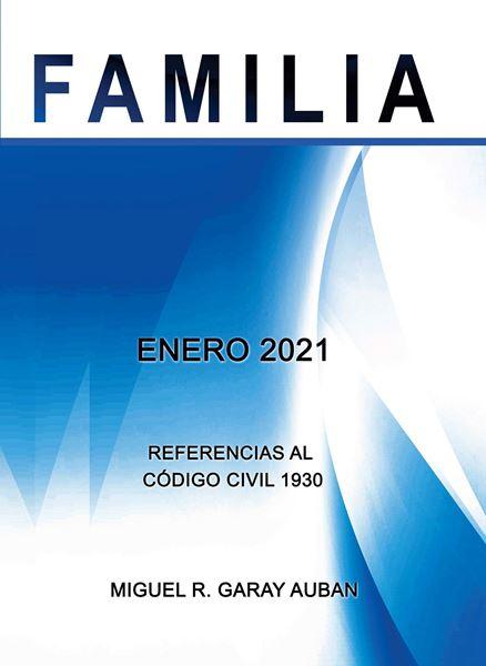 Picture of Repaso de Familia Enero 2021 (Referencias al Código Civil 1930)