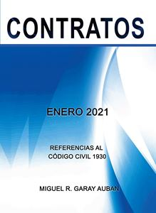 Picture of Repaso de Contratos Enero 2021 (Referencias al Código Civil 1930)