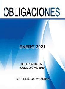 Picture of Repaso de Obligaciones Enero 2021 (Refencias al Código Civil 1930)
