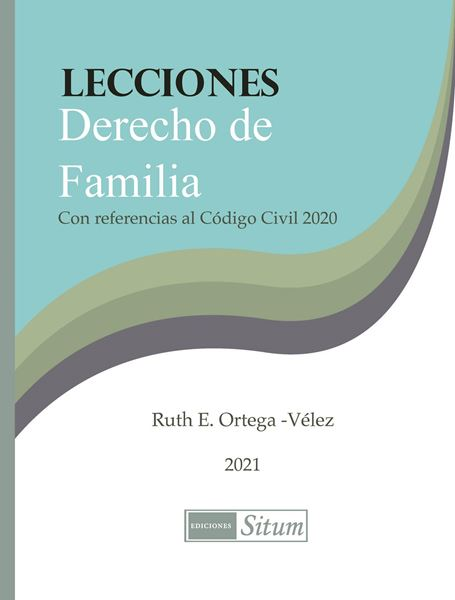 Picture of Lecciones Derecho de Familia Con Referencias al Código Civil 2020