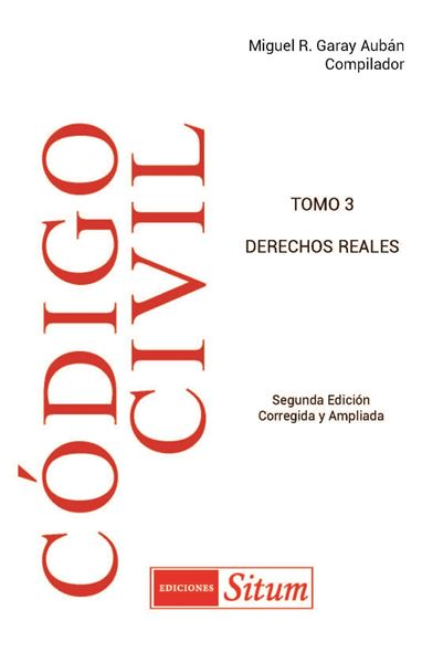 Picture of Código Civil de Puerto Rico 2020. Tomo 3 Derechos Reales