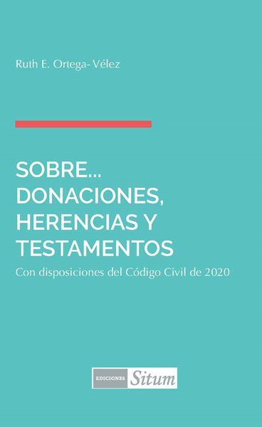 Picture of Sobre...Donaciones, Herencias y Testamentos.