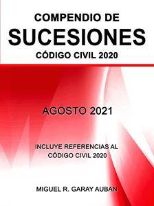Picture of Compendio de Sucesiones.  Código Civil 2020.  Agosto 2021 / Garay