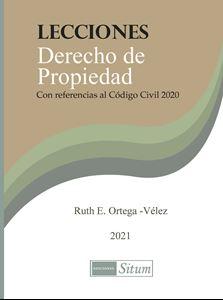 Picture of Lecciones Derecho de Propiedad 2021. Con Referencias al Código Civil 2020
