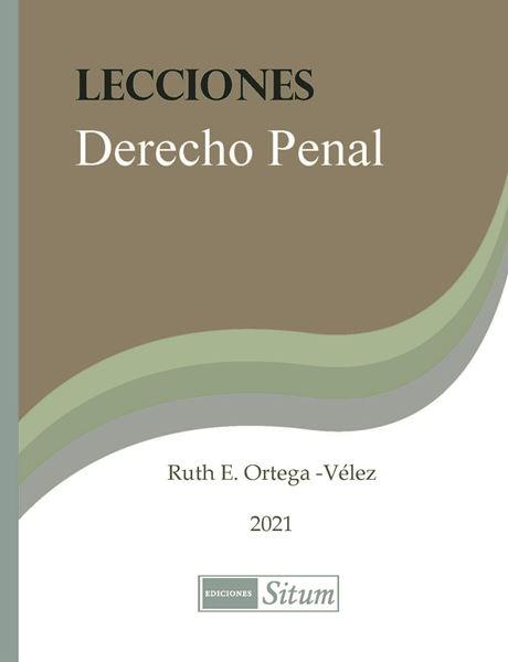 Picture of Lecciones Derecho Penal 2021