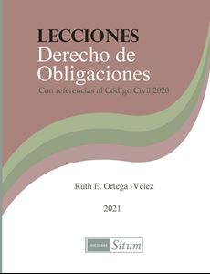 Picture of Lecciones Derecho de Obligaciones. Con referencias al Código Civil 2020