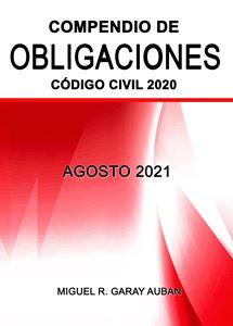 Picture of Compendio de Obligaciones Código Civil 2020. Agosto 2021