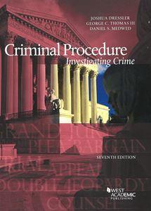 Picture of Criminal Procedure, Investigating Crime. 7th