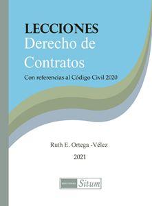 Picture of Lecciones Derecho de Contratos 2021. Con referencias al Código Civil 2020