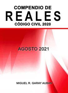 Picture of Compendio de Reales Código Civil 2020. Agosto 2021