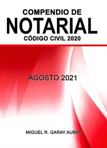 Picture of Compendio de Notarial Código Civil 2020. Agosto 2021