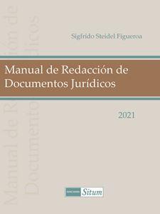 Picture of Manual de Redaccion de Documentos Juridicos / Sigfrido Steidel