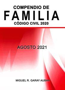Picture of Compendio de Familia Código Civil 2020. Agosto 2021