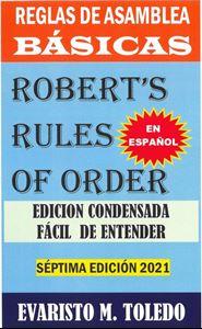 Picture of Robert's Rules of Order (En español) Reglas Parlamentarias fáciles de entender